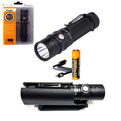 Bundle Rechargeable Included Flashlight Clip product image
