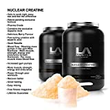 LA Muscle Nuclear Creatine. Increases Strength & Muscle Size. Supercharged Energy: Enhance Your Workouts See Results in Minutes! Increases Stronger Pumps. Very Very Strong Creatine Formula
