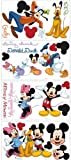 """Disney """"Mickey & Friends"""" Wall Decal Cutouts 18""""x40"""" Review and Comparison"""