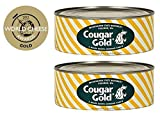 WSU Creamery Wazzu Cougar Gold Sharp White Cheddar Cheese (30oz Can) (2-Can Pack)