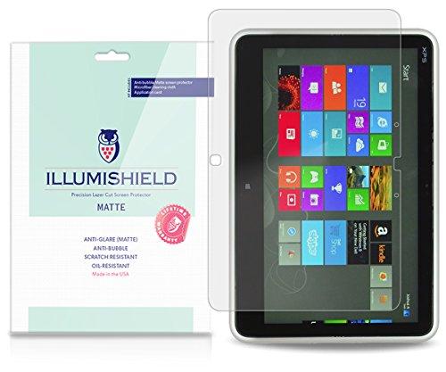 iLLumiShield Matte Anti-Glare Screen Protector For Dell XPS 12 (XPSD12-6067ALU) - Xps 12 Screen Protector