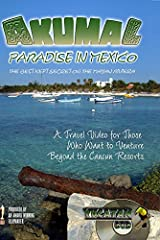 "Akumal Mexico. Located 65 miles south of the crowded coast of Cancun on the Riviera Maya is Akumal - a picture perfect Mexican coastal town with pristine, deserted beaches. ""Akumal: Paradise in Mexico"" is a travel DVD with high energy videogr..."
