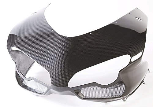 LP-USA CARBON DYNAMICS, Carbon Fiber FRONT FAIRING COWL DUCATI 848/1098/1198 ALL YEARS