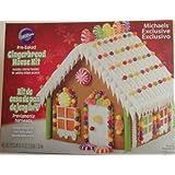 Wilton 7 Pre-baked Gingerbread House Kit