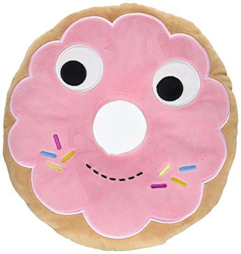 `키드로봇`도넛BAKERY부두 도넛DUNKINBAKERY캔디빵의 맛있는 맛있는 세계 미디 맛있는 핑크 도넛 봉 수집 봉제 장난감