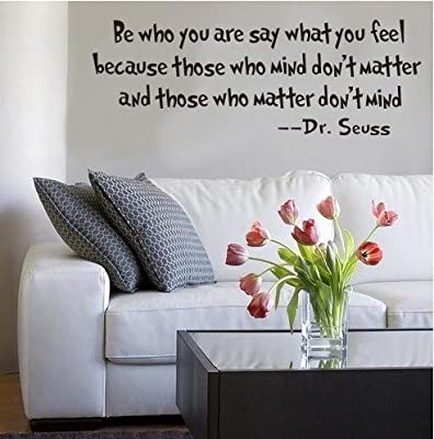 Quote Wall Vinyl Sticker New Wall Decor Art Removable