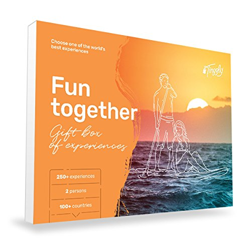 Fun Together - Tinggly Voucher for Two/Gift Card in a Gift Box