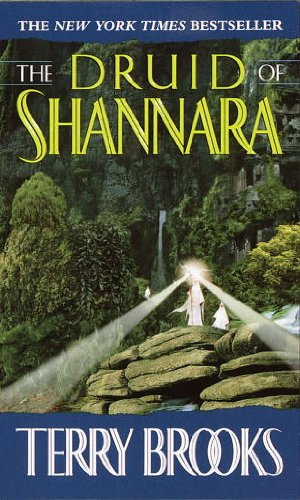 book cover of The Druid of Shannara