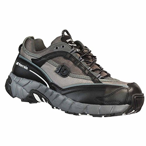 (Dunham By New Balance Men's 8702 Steel Toe EH Athletic Shoes (8 2E))