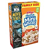 Kellogg's Frosted Mini-Wheats is ingeniously crafted for breakfasts that matter. Made with simple, good ingredients, Kellogg's Frosted Mini-Wheats is a delicious, fulfilling way to start your day and features 10 layers of perfectly toasted whole whea...