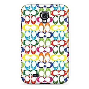 William T Pascale LlYfJlc3021lhkkt Case Cover Skin For Galaxy S4 (brightscribble)