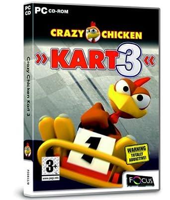 crazy chicken kart 2 pc