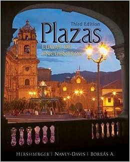 Workbook/Video Manual/Lab Manual for Plazas: Lugar de encuentros, 3rd