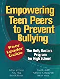 img - for Empowering Teen Peers to Prevent Bullying: Peer Leader Guide (Set of 5) book / textbook / text book