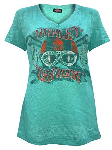 Harley Davidson T Shirts Women'S - 5