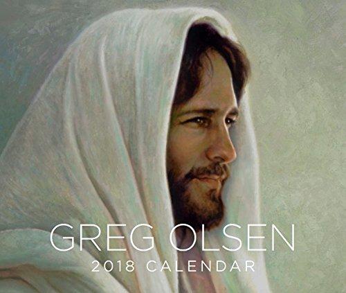 Greg Olsen 2018 Calendar