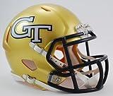 NCAA Georgia Tech Yellow Jackets Speed Mini Helmet