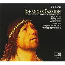 BACH. St. John Passion. Collegium Vocale/Herreweghe