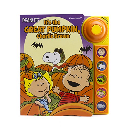 It's the Great Pumpkin, Charlie -
