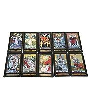 Tarotkaarten Beginner Deck Vintage 78 Kaarten Rider Waite Future Telling Game In Kleurrijke Doos (Oude Editie)