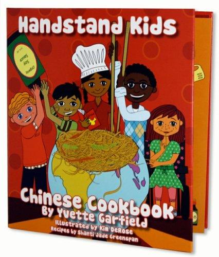 Handstand Kids Chinese Cookbook Kit