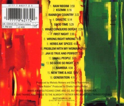 ziggy marley cd