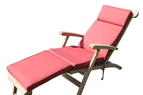 Cojín para muebles de jardín - Cojín para silla de jardín ...