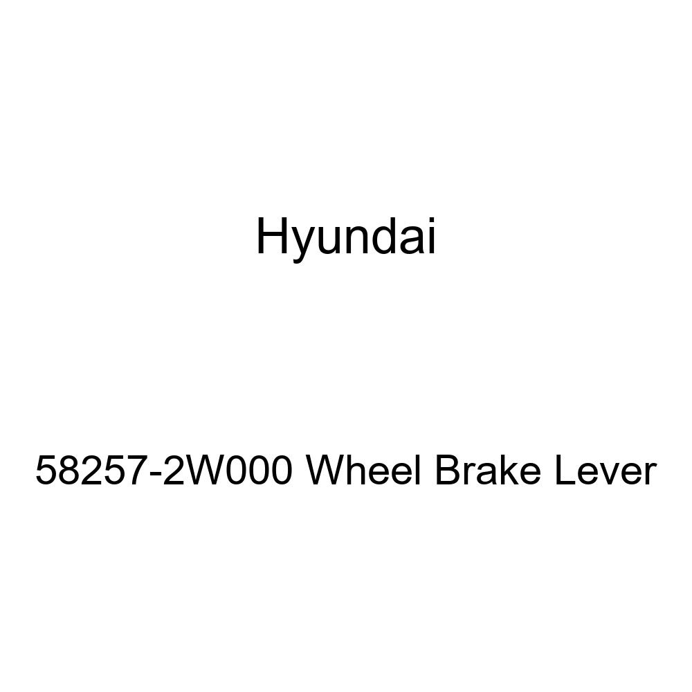 Genuine Hyundai 58257-2W000 Wheel Brake Lever