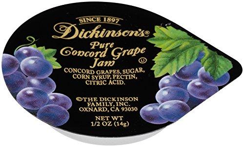 Dickinson's Grape Jam, 200 Count