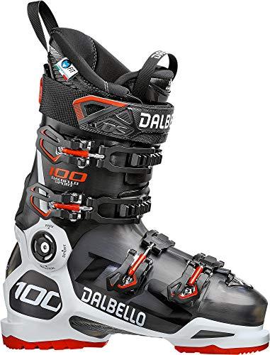Dalbello DS 100 Ski Boots 2020-26.5/Black Transparent-Black
