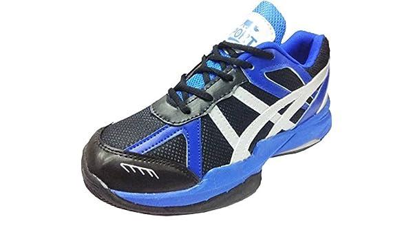 Rio Port Ryder - Zapatillas de bádminton para Hombre (Poliuretano, sin Marca), Azul (Azul), 44 EU: Amazon.es: Zapatos y complementos