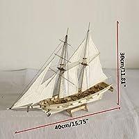KKmoon kit para Bricolaje Montar Ensamblar,Modelo Velero,Modelo