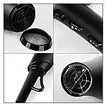 Aigostar-Monique-32HIE–Asciugacapelli-Ionico-professionale-2400W-con-2-velocit-e-3-impostazione-della-temperatura-Pulsante-per-laria-freddaProtezione-surriscaldamento-Nero-Design-esclusivo