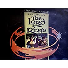 The Film Book of J.R.R. Tolkien's The Lord Of The Rings
