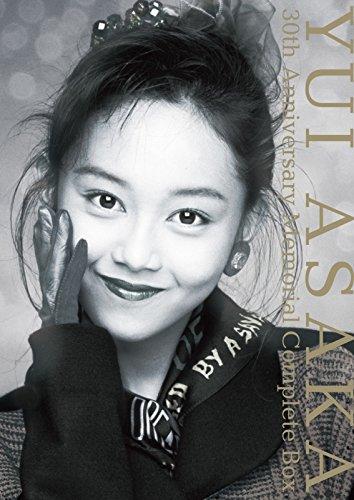 浅香唯 30周年記念コンプリートBOX(完全生産限定盤)(DVD付)