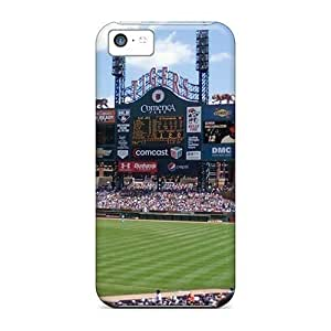 Awesome Design Comerica Park Hard Case Cover For Iphone 5c