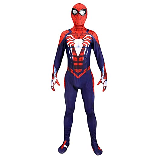 Juego Traje De Cosplay De Spider-Man Traje De Fantasía Traje ...