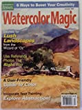 img - for Watercolor Magic Autumn 1999 book / textbook / text book