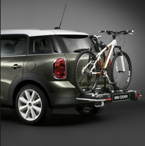 MINI Bicycle Holder fits Fits Paceman and Countryman
