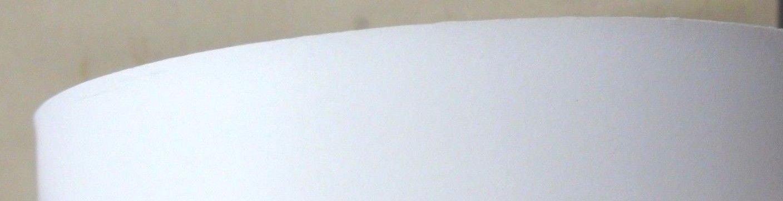 White melamine edgebanding rolls 1/2' x 120'' with no adhesive nonglued (.50) JSO Wood Products