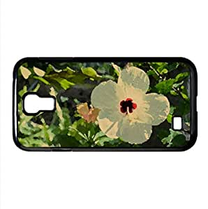 Cool Flower Watercolor style Cover Samsung Galaxy S4 I9500 Case (Flowers Watercolor style Cover Samsung Galaxy S4 I9500 Case)