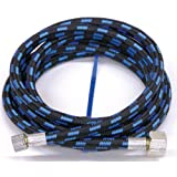 New Eastwood Flexible Braided Airbrush Hose 9 feet long