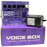 Electro Harmonix Voice Box Vocal Harmony Pedal w/EHX Power Supply!