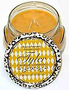 2-Spoiled Tyler 22 oz Large Scented 2-Wick Jar Candle