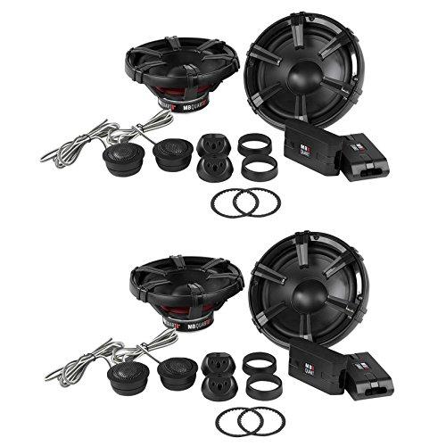 Jbl Stereo Car Speakers (4 MB Quart 6.5