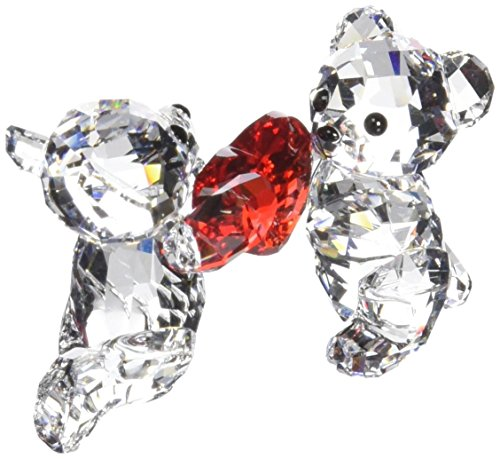 Swarovski Kris Bear My Heart Is Yours Figurine