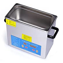 Charming 3 liters 220 Watts Commercial Grade HEATED ULTRASONIC CLEANER HB23
