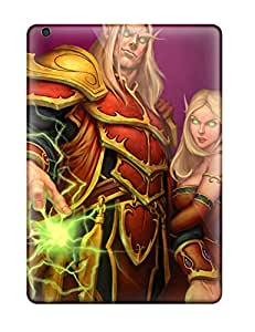 Premium Durable Video Game World Of Warcraft Fashion Tpu Ipad Air Protective Case Cover