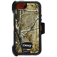 OtterBox Defender Series Case for iPhone 5, 5S - Realtree Camo - Max 4HD Orange