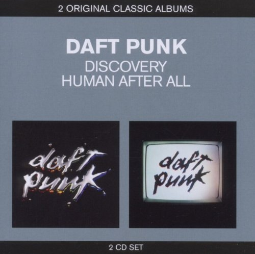 Classic Albums - Discovery/Human After All by Daft for sale  Delivered anywhere in Canada